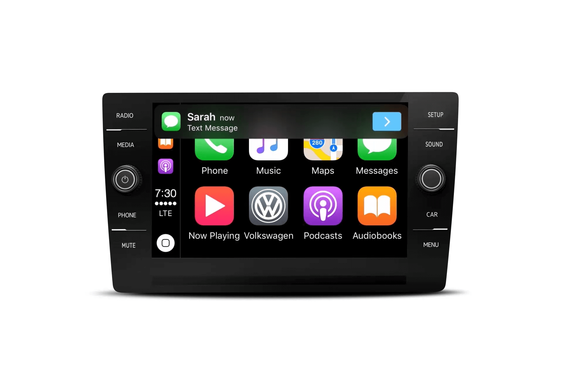 Volkswagen 'Composition Media' Infotainment | VW Navigation & Entertainment
