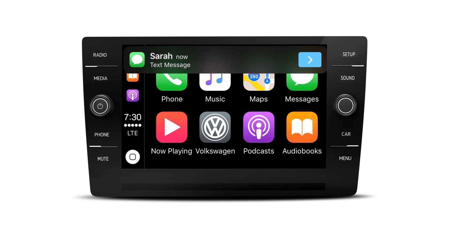 Volkswagen Apple CarPlay | VW App-Connect