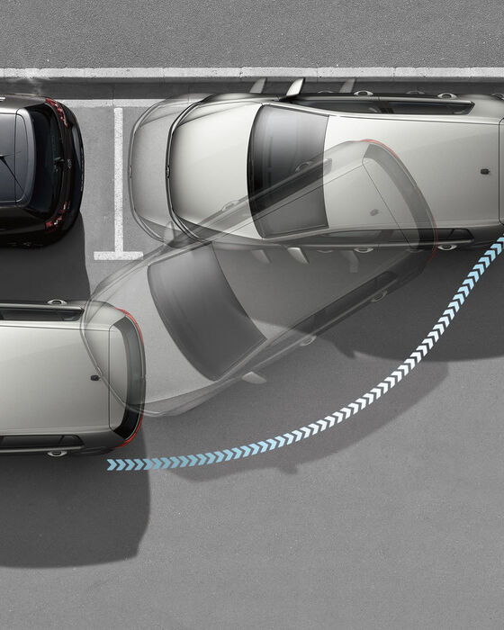 Volkswagen Driver Assistance | VW Technology
