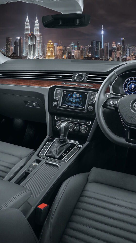 Volkswagen Ambient Lighting | VW Comfort & Convenience