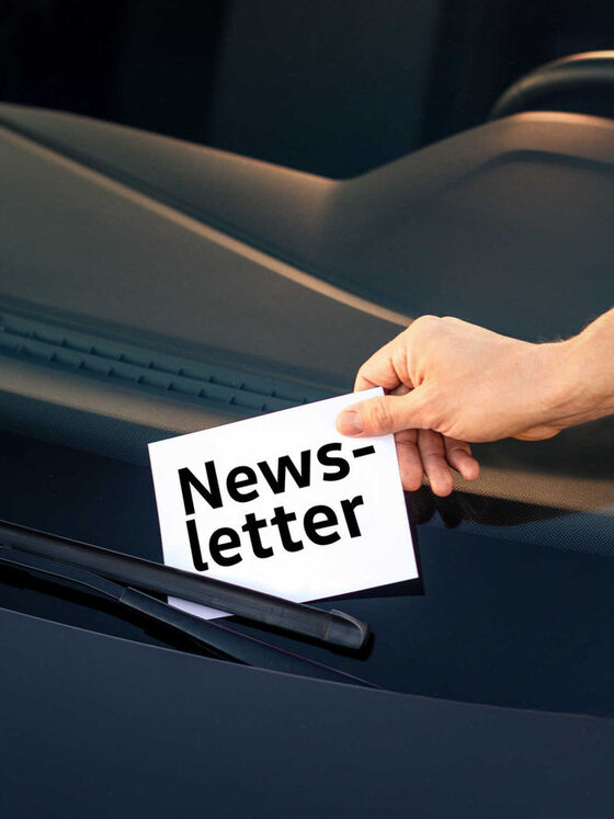 Volkswagen Newsletter Subscription