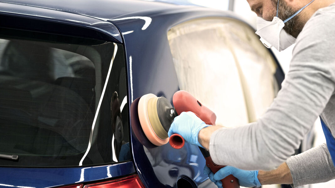 Volkswagen Body and paint | VW Service